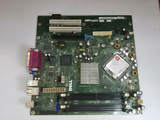 Dell Optiplex 745 Desktop Motherboard Socket LGA775 HR330 REV:A00 READ BELOW
