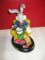 BUGS BUNNY 1994 Warner Bros. COUCH POTATO FIGURINE