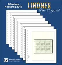Lindner Nachtrag 2017 Österreich Folienblätter=selbstkl.Kleinb (T209FS) Austria