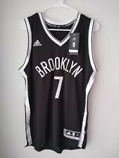 Joe Johnson Brooklyn Nets Adidas Climacool Road Black Swingman Jersey Sz.Small