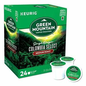Green Mountain Coffee - Colombian Fair Trade Select - 24 ct Single Serve Cups