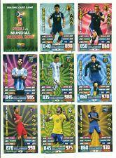 PERU MUNDIAL RUSSIA 2018 WORLD CUP SOCCER CARD PICK/CHOOSE CARDS