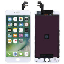 New Full Touch Digitizer LCD Display Lens Assembly For White iPhone 6 Plus 5.5''