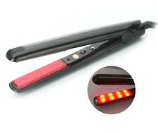 Ultrasonic & Infrared Hair Care Iron Recovers Damaged Hair Hair Treatment Styler