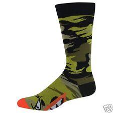 K.Bell Men's Pair Socks Bird Of War Designs Arch Compression Black Mens Sock New
