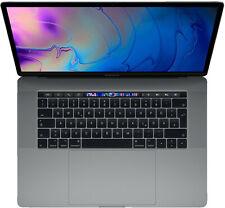 Apple MacBook Pro 15 Zoll 256 GB SSD Intel Core i7 2,60GHz 16 GB RAM Space Gray
