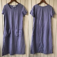 Full Length Linen Short Sleeve Dresses For Women For Sale Ebay