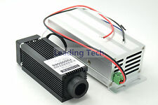 12V Focusable Infrared 4W 4000mw 808nm IR Laser Diode Dot Module w/ Glass Lens