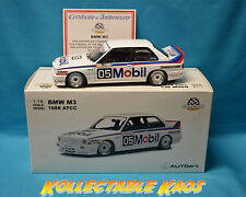 1:18 Biante Autoart 1988 ATCC - BMW M3 - Peter Brock #05   Limited To1800 Made
