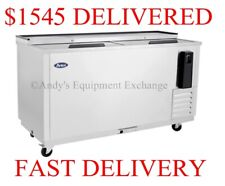 "New! 65"" Back Bar Bottle Cooler/ Beer Chiller (Food Truck Friendly) Nsf, Mbc65"