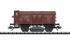 """Trix H0 24050 Schienen-Reinigungswagen """"Klappdeckelwagen"""" der DB - NEU + OVP"""