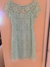 Almost Famous Ladies Large Lacey Dress