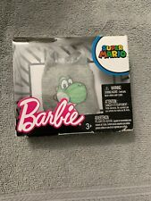 Barbie Super Mario  Yoshi Fashion Tank for Barbie OR  Ken