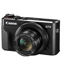 Canon PowerShot G7 X G7x Mark II Digital Camera