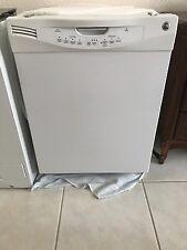 Ge White Dishwasher