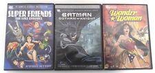 DC Universe Animated DVD Set Super Friends Batman Wonder Woman