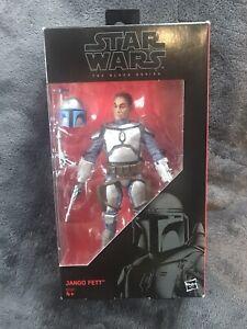 Star Wars Jango Fett The Black Series Figure #15