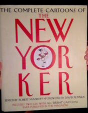 Complete Cartoons of the New Yorker (2004, CD / Hardcover) LIKE NEW - Send Offer