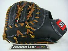 "New ZETT Gold Line 13"" First 1st Base Baseball / Softball Glove Black LHT SALE"