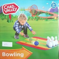Bowling - Chad Valley . 3+ FREE POSTAGE