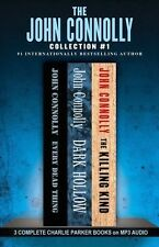 John CONNOLLY / CHARLIE PARKER COLLECTION - Vol 1      [ Audiobook ]