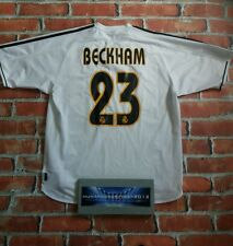 Wow! XL Beckham Real Madrid España-L 2004-2005 - David Beckham - 23 Raro