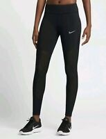 Nike Power Epic Lux Cool Running Tights 905678-010 XS Black