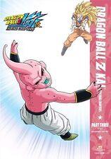 Dragon Ball Z Kai The Final Chapters: Part Three (DVD,2017)
