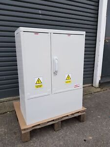 GRP Electric Meter Box W660 x H910 x D320mm , Enclosure, Kiosk, Cabinet, Housing