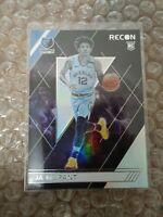 Ja Morant 2019-20 Chronicles Recon RC Rookie Card #298 Memphis Grizzlies MINT