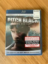 Pitch Black Unrated Director's Cut Blu-ray (New)