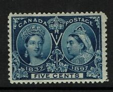 Canada SG# 128 - Mint Hinged / Multi Hinge Rems - 091017