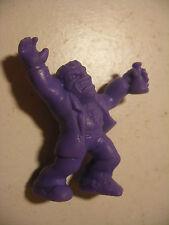 MATCHBOX panini Monster In My Pocket  n°39 MAD SCIENTIST Dark Purple