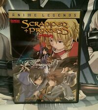 SCRAPPED PRINCESS DVD COMPLETE COLLECTION ANIME LEGENDS ENGLISH & JAPANESE AUDIO