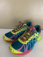 Asics GEL Noosa Tri 9 Womens Size 7 Walking Running Shoes Triathlon T458N