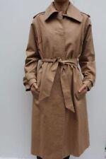 Cappotti e giacche da donna beige con bottone, taglia 40