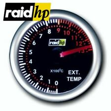 raid hp NIGHT FLIGHT - Auspuff-Temperatur/Abgastemperatur-Anzeige - Instrument