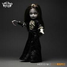 """Living Dead Dolls 30 FREAKSHOW MADAME 10"""" DOLL Mezco Toys Gothic LDD Carnival"""