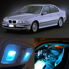 19pcs Ice Blue Canbus Interior LED Light Kit for BMW 5 Series E39 M5 1997-2003