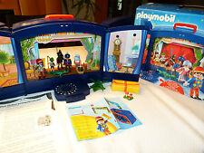 Playmobil Kaspertheater 4239 OVP mit Anleitung und Sound