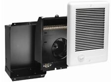 Unvented Forced Air Electric Wall Heater Thermostat Grill 1000 Watt 120V 150SqFt