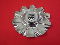 LG0808-14 SET OF FOUR Lexani Wheels Chrome Custom Wheel Center Cap # C-189