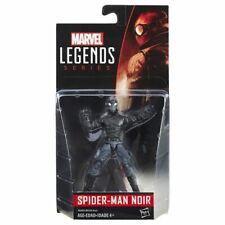 Marvel Legends Infinite Spiderman Spider-Man Noir 3.75 New in Package
