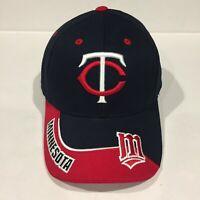 VINTAGE Minnesota Twins MLB Baseball Official Hat Cap Fan Favorite Strapback NEW