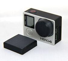 PROTECTION D'objectif - pour GoPro Hero 4 noir Lentille Couvercle de boîtier