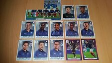 Panini Uefa Poland/Ukraine Euro 2012 France Player Stickers x15 Good Condition