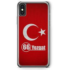 iPhone X Hard Case Hülle - Yozgat 66 Motiv Design Türkei Türkiye Schutz Cover S
