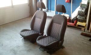 Sitz vorne links rechts Fahrersitz Beifahrersitz Ford Fiesta V 3-Türer Bj. 05
