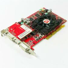 SCHEDA GRAFICA_ AGP _ATI RADEON_ 128 MB _ FIREGL-Z1 & FGT 9500  AGP X8/X4