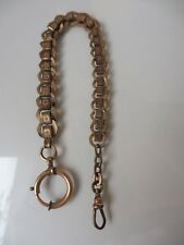 Beautiful, old Watch Chain __ Chain __Double__ 27cm